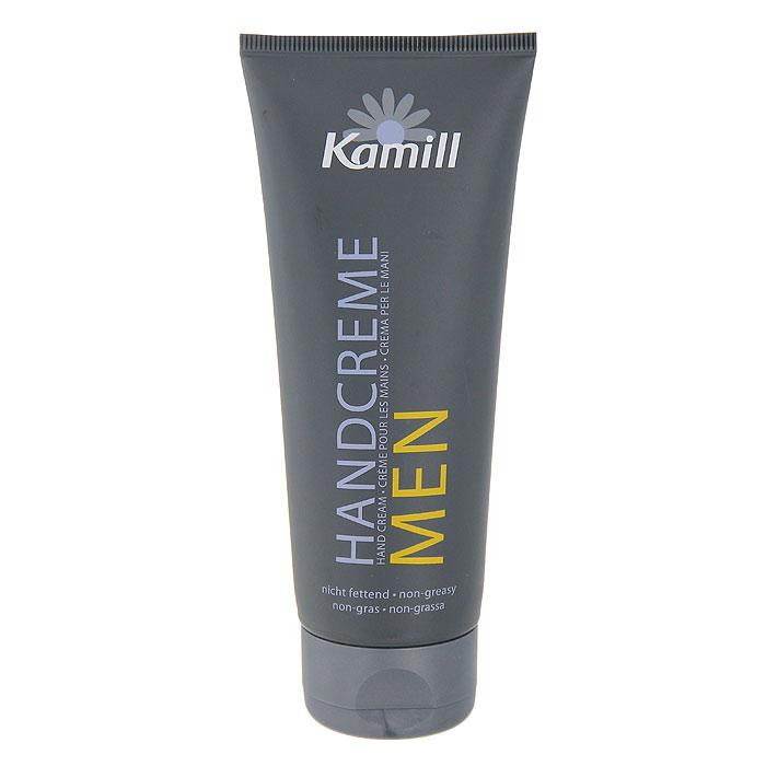 Крем для рук Kamill Men, 100 мл4106Крем для рук Kamill Men - роскошный уход с экстрактом хлопка и ромашки защищает и восстанавливает структуру напряженных мужских рук быстро и интенсивно. Крем обладает приятной текстурой, быстро впитывается не оставляя жирного эффекта. Его уникальные свойства позволяют длительное время поддерживать влагу в коже рук. Крем делает усталую кожу рук гладкой и эластичной, оставляя тонкий терпкий аромат на руках после использования. Характеристики:Объем: 100 мл. Производитель: Германия. Артикул: 023407. Товар сертифицирован.