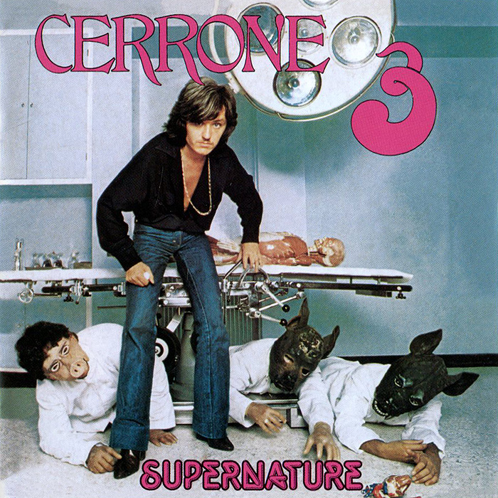 Cerrone Cerrone. Supernature