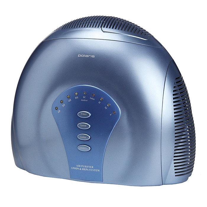 Polaris PPA 0401i Очиститель воздуха, синийСупер-Плюс-Био синийОчиститель воздуха с ионизацией PPA 0401i. Стильный, надежный и эффективный – именно эти три эпитета максимально точно характеризуют данную модель очистителя воздуха. Модель обладает впечатляющими характеристиками, позволяющими сделать эксплуатацию очистителя простой и понятной. Основная задача прибора – очищать воздух – реализована в модели PPA 0401i тремя режимами интенсивности, встроенным ионизатором и четырмя фильтрами, а в комплект поставки входят 2 ароматизатора. Встроенный ионизатор 4-х уровневая система фильтрации;Память на последние настройки при следующем включении;Таймер автоматического отключения до 8 часов;Дистанционное управление;Два ароматизатора в комплекте. Характеристики:Размер: 31 см х 36 см х 16 см. Напряжение сети: 220-230 В/50 Гц. Потребляемая мощность: 40 Вт. Размер упаковки: 32 см х 19,5 см х 38 см. Изготовитель: Китай. Артикул: PPA 0401I. Гарантия производителя: 1 год. Прилагается инструкция по эксплуатации на русском языке.
