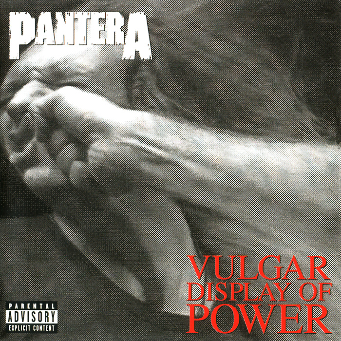 Pantera Pantera. Vulgar Display Of Power. Deluxe Edition (CD + DVD) худи print bar pantera cowboys from hell