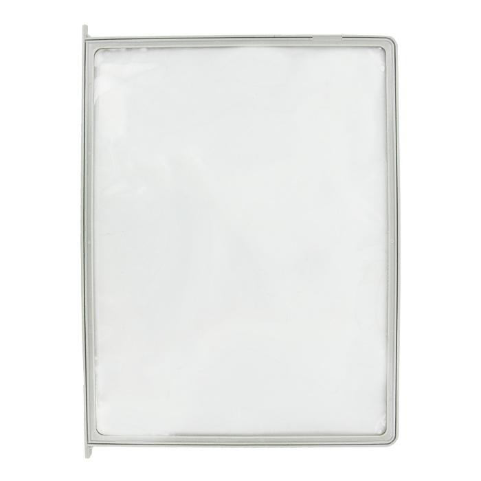 Демонстрационная панель Index, цвет: серый, А4FS-36052Сменная демонстрационная панель Index выполнена в виде папки-уголка и идеально подходит для предоставления различных брошюр. Папка обеспечивает быстрый доступ к документам. Панель выполнена из экологически-чистого материала и совместима с другими демонстрационными системами Index.Характеристики:Материал: полипропилен. Цвет: серый. Размер: 23 см х 31 см. Изготовитель: Китай.