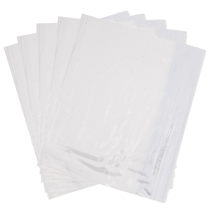 Набор обложек для учеников старших классов Proff, 15 штBMP160/A4SM-10DM-77Набор прозрачных обложек для учеников старших классов Proff защитит поверхность тетради или дневника от изнашивания и загрязнений. В набор входят 4 обложки для учебников, 4 универсальных обложки, 7 обложек для тетрадей и дневников.Характеристики: Материал: полипропилен. Размер обложки для учебников: 35,5 см x 23 см. Размер обложки универсальной: 45,5 см x 23 см.Размер обложки для тетрадей и дневников: 35 см x 21,5 см. Толщина пленки: 130 мкм. Количество: 15 шт. Изготовитель: Китай.