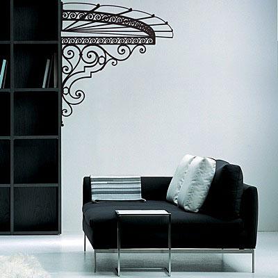 Стикер Paristic Маркиза (вправо), 72 х 80 см300194_белый/дом, продуктыДобавьте оригинальность вашему интерьеру с помощью необычного стикера Маркиза.Изображение на стикере представлено в виде изящного навеса маркизы.Необыкновенный всплеск эмоций в дизайнерском решении создаст утонченную и изысканную атмосферу не только спальни, гостиной или детской комнаты, но и даже офиса.Стикер выполнен из матового винила - тонкого эластичного материала, который хорошо прилегает к любым гладким и чистым поверхностям, легко моется и держится до семи лет, не оставляя следов. Сегодня виниловые наклейки пользуются большой популярностью среди декораторов по всему миру, а на российском рынке товаров для декорирования интерьеров - являются новинкой. Характеристики: Размер стикера: 73 см х 80 см. Цвет: черный. Размер упаковки: 75 см х 11 см х 6,5 см. Производитель: Франция. Комплектация: виниловый стикер; инструкция. Производитель: Франция. Paristic - это стикеры высокого качества. Художественно выполненные стикеры, создающие эффект обмана зрения, дают необычную возможность использовать в своем интерьере элементы городского пейзажа. Продукция представлена широким ассортиментом - в зависимости от формы выбранного рисунка и от Ваших предпочтений стикеры могут иметь разный размер и разный цвет (12 вариантов помимо классического черного и белого). В коллекции Paristic - авторские работы от урбанистических зарисовок и узнаваемых парижских мотивов до природных и графических объектов. Идеи французских дизайнеров украсят любой интерьер: Paristic - это простой и оригинальный способ создать уникальную атмосферу как в современной гостиной и детской комнате, так и в офисе. В настоящее время производство стикеров Paristic ведется в России при строгом соблюдении качества продукции и по оригинальному французскому дизайну.