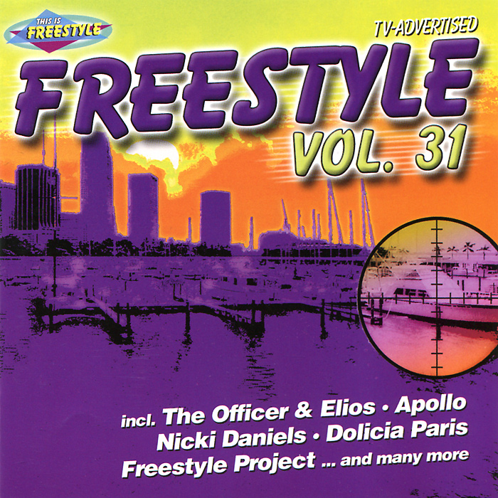 Freestyle Vol. 31 qumo freestyle