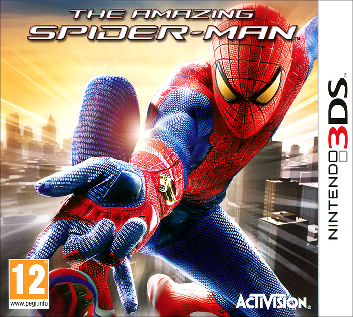 The Amazing Spider-man (3DS)