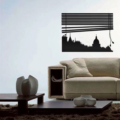 Стикер Paristic 5 часов № 3, цвет: черный, 74 х 98 смED602Стикер Paristic 5 часов - это уникальная возможность создать неповторимый индивидуальный облик интерьера вашего дома. Стикер, изображающий окно с жалюзи, через которое видны силуэты городских зданий, выполнен из матового винила - тонкого эластичного материала, который хорошо прилегает к любым гладким и чистым поверхностям, легко моется и держится до семи лет, при снятии не оставлет следов. Такой оригинальный элемент декора придаст интерьеру креативность и новое настроение и станет великолепным украшением, притягивающим заинтересованные взгляды окружающих.В комплекте со стикером предусмотрена подробная инструкция по наклеиванию (на русском языке). Характеристики: Материал:винил. Цвет:черный. Размер стикера (В х Ш): 74 см х 98 см. Размер упаковки: 79 см х 11 см x 6 см. Производитель: Франция. Paristic - это стикеры высокого качества. Художественно выполненные стикеры, создающие эффект обмана зрения, дают необычную возможность использовать в своем интерьере элементы городского пейзажа. Продукция представлена широким ассортиментом - в зависимости от формы выбранного рисунка и от Ваших предпочтений стикеры могут иметь разный размер и разный цвет (12 вариантов помимо классического черного и белого). В коллекции Paristic - авторские работы от урбанистических зарисовок и узнаваемых парижских мотивов до природных и графических объектов. Идеи французских дизайнеров украсят любой интерьер: Paristic -это простой и оригинальный способ создать уникальную атмосферу как в современной гостиной и детской комнате, так и в офисе.В настоящее время производство стикеров Paristic ведется в России при строгом соблюдении качества продукции и по оригинальному французскому дизайну.