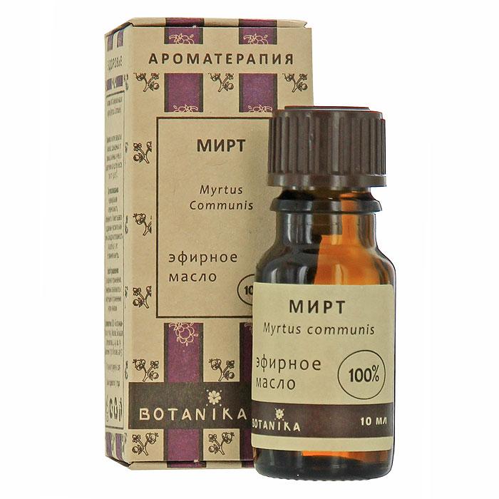 Эфирное масло Botanika Мирт, 10 млFS-00897Как предполагается, обладает активным очищающим действием и полезно, в частности, при легочных заболеваниях, особенно тех, которые сопровождаются усиленным ночным потоотделением. За счет своих седативных качеств масло способствует хорошему сну и, вероятно больше подходит для вечернего применения, чем, например, подобное ему по свойствам, но обладающее стимулирующим действием масло эвкалипта. Обладая антисептическими и стягивающими свойствами, приводит в порядок отечную кожу. Является полезным дополнительным средством при лечении угревой сыпи, очищает кожу, рассасывает гематомы. Уменьшает характерное для псориаза шелушение кожи. Характеристики:Объем: 10 мл. Производитель: Россия. Товар сертифицирован.