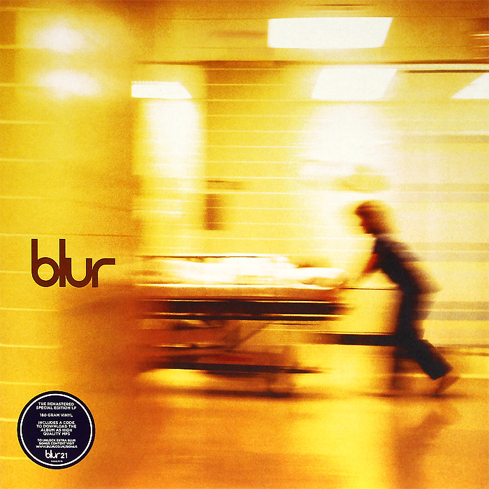 Blur Blur. Blur (2 LP) blur blur modern life is rubbish 2 lp 180 gr
