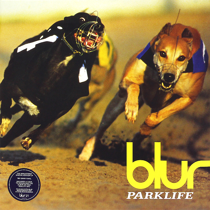 Blur Blur. Parklife (2 LP) blur blur modern life is rubbish 2 lp 180 gr