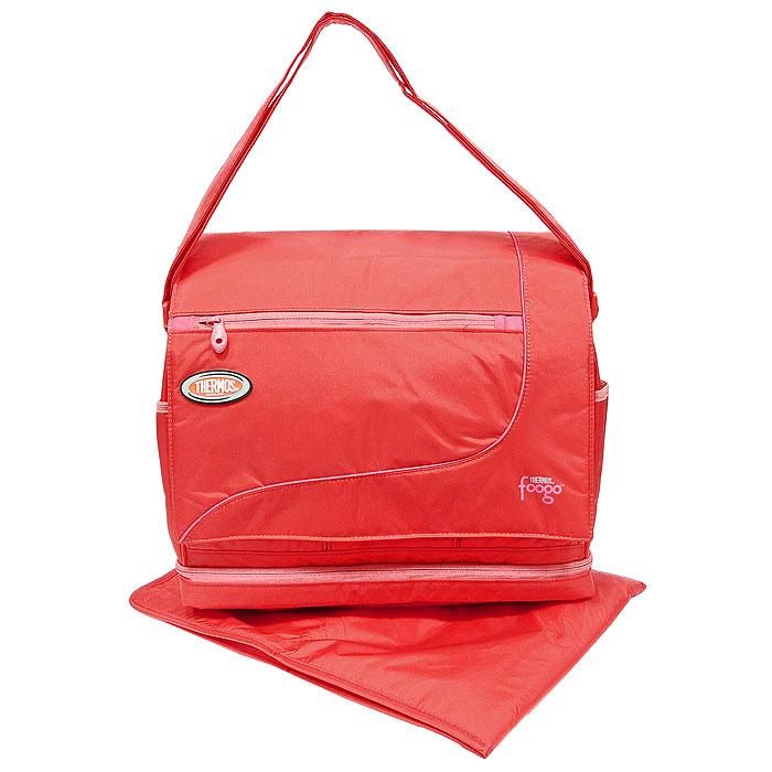 Сумка-термос Foogo  Large Diaper Sporty Bag , цвет: красный, 8,8 л -  Все для детского кормления