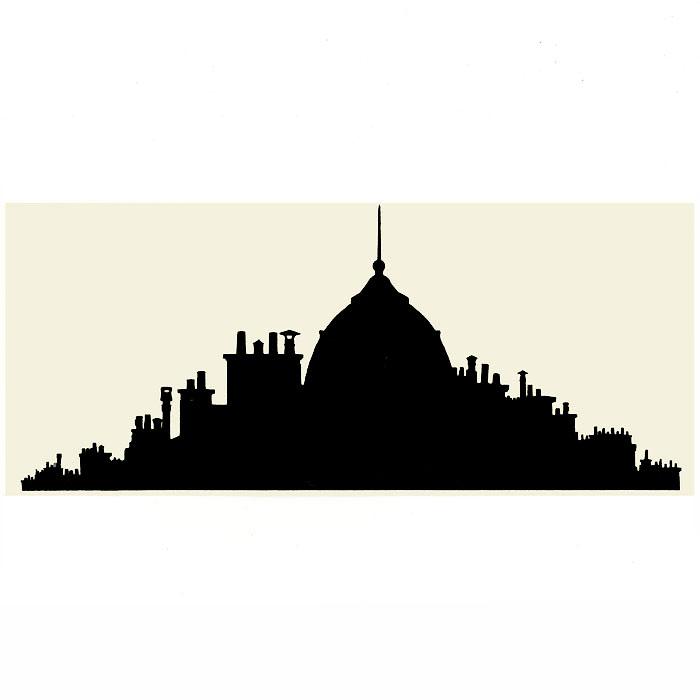 Стикер Paristic Мини-вид на Купол № 2, цвет: черный, 17 х 36 см74-0060Стикер Paristic Мини-вид на Купол - это уникальная возможность создать неповторимый индивидуальный облик интерьера вашего дома. Стикер, изображающий силуэты домов с куполом в центре, выполнен из матового винила - тонкого эластичного материала, который хорошо прилегает к любым гладким и чистым поверхностям, легко моется и держится до семи лет, при снятии не оставляет следов.Такой оригинальный элемент декора придаст интерьеру креативность и новое настроение и станет великолепным украшением, притягивающим заинтересованные взгляды окружающих.В комплекте со стикером предусмотрена подробная инструкция по наклеиванию (на русском языке). Характеристики: Материал:винил. Цвет:черный. Размер стикера (В х Ш): 17 см х 36 см. Размер упаковки: 42,5 см х 20,5 см. Производитель: Франция. Paristic - это стикеры высокого качества. Художественно выполненные стикеры, создающие эффект обмана зрения, дают необычную возможность использовать в своем интерьере элементы городского пейзажа. Продукция представлена широким ассортиментом - в зависимости от формы выбранного рисунка и от Ваших предпочтений стикеры могут иметь разный размер и разный цвет (12 вариантов помимо классического черного и белого). В коллекции Paristic - авторские работы от урбанистических зарисовок и узнаваемых парижских мотивов до природных и графических объектов. Идеи французских дизайнеров украсят любой интерьер: Paristic -это простой и оригинальный способ создать уникальную атмосферу как в современной гостиной и детской комнате, так и в офисе.В настоящее время производство стикеров Paristic ведется в России при строгом соблюдении качества продукции и по оригинальному французскому дизайну.
