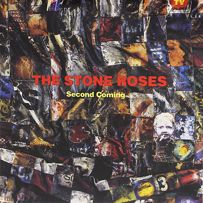 The Stone Roses The Stone Roses. Second Coming (2 LP) the giver