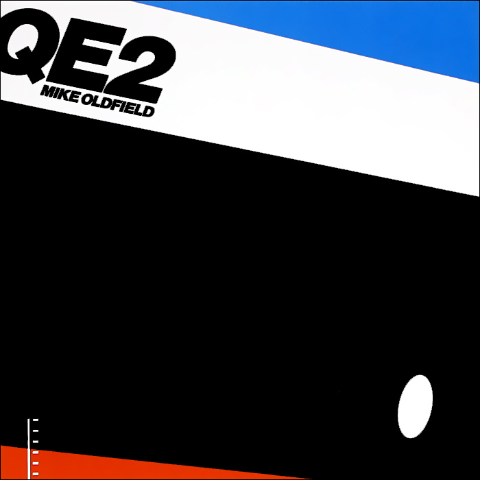 Mike Oldfield. QE2 (LP)