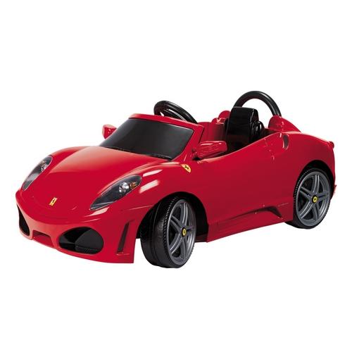 """Какой же ребенок не мечтает участвовать в гонках Формула 1! Теперь вы можете помочь ему осуществить свою мечту! Сев в электромобиль """"Феррари"""", ваш малыш почувствует себя в мире гонок. Яркий электромобиль """"Феррари"""" станет отличным подарком вашему малышу, даря ему радость самостоятельной езды и незабываемые впечатления! Автомобиль, работающий от аккумулятора, имеет две скорости движения - переднюю и заднюю, активирующиеся путем нажатия педали. В одной педали совмещены акселератор и тормоз. Передачи переключаются путем передвижения специального рычажка. Электромобиль очень надежный и маневренный, он оснащен устойчивыми колесами с широкой поверхностью, что обеспечивает безопасную езду. На этом замечательном автомобиле ребенок будет чувствовать себя комфортно и безопасно, а прогулки станут веселее и интереснее."""