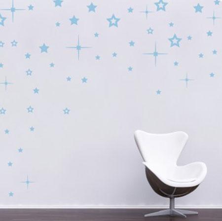 Стикер Paristic Звезды, 50 х 70 см300085Добавьте оригинальность вашему интерьеру с помощью необычного стикера Звезды. Изображение на стикере выполнено в виде нескольких звездочек различного размера. Изображения можно разделить и разместить в любых местах в выбранном вами помещении, создав тем самым необычную композицию.Необыкновенный всплеск эмоций в дизайнерском решении создаст утонченную и изысканную атмосферу не только спальни, гостиной или детской комнаты, но и даже офиса. Стикервыполнен из матового винила - тонкого эластичного материала, который хорошо прилегает к любым гладким и чистым поверхностям, легко моется и держится до семи лет, не оставляя следов.Сегодня виниловые наклейки пользуются большой популярностью среди декораторов по всему миру, а на российском рынке товаров для декорирования интерьеров - являются новинкой.Paristic - это стикеры высокого качества. Художественно выполненные стикеры, создающие эффект обмана зрения, дают необычную возможность использовать в своем интерьере элементы городского пейзажа. Продукция представлена широким ассортиментом - в зависимости от формы выбранного рисунка и от Ваших предпочтений стикеры могут иметь разный размер и разный цвет (12 вариантов помимо классического черного и белого). В коллекции Paristic-авторские работы от урбанистических зарисовок и узнаваемых парижских мотивов до природных и графических объектов. Идеи французских дизайнеров украсят любой интерьер: Paristic -это простой и оригинальный способ создать уникальную атмосферу как в современной гостиной и детской комнате, так и в офисе.Характеристики:Размер стикера:50см х70 см. Цвет звезд:черный.Комплектация: виниловый стикер; инструкция. Производитель: Франция.