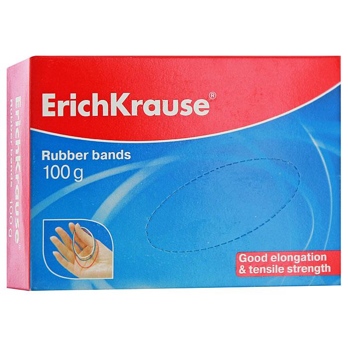 Резинки банковские Erich Krause, цветные, 8 см, 100 грFS-00103Цветные банковские резинки Erich Krause предназначены для перетягивания денежных купюр, пакетов, пластиковых карт, бумаг, визиток и другого. Резинки характеризуются высокой прочностью и эластичностью, при растягивании не трескаются. Характеристики:Диаметр резинки (в нерастянутом виде): 8 см. Общий вес: 100 гр. Изготовитель: Тайланд. Размер упаковки: 13 см x 9,5 см x 4 см.