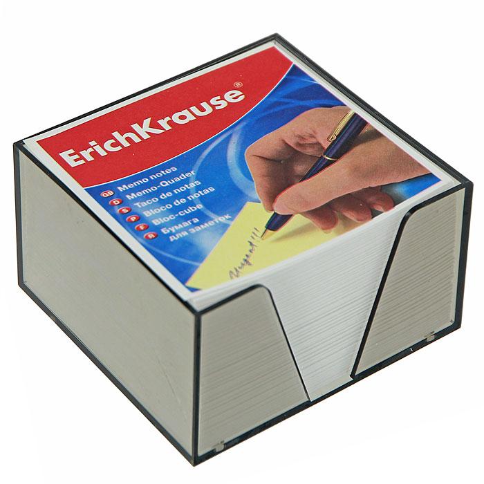 Бумага для заметок Erich Krause, в боксе, цвет: белый, 9 см x 9 см x 5 смLW 1001 ДекорБумага для заметок Erich Krause в боксе - незаменимая вещь, которая помогает организовать пространство на вашем рабочем столе. Лаконичный дизайн и удобство в использовании сделают бумагу для заметок вашим надежным помощником.Для удобства хранения бумаги предусмотрен прозрачный пластиковый бокс, благодаря которому листы не растеряются и сохранят аккуратный вид на всем протяжении использования.Блок содержит бумагу белого цвета. Характеристики:Материал: бумага, пластик. Размер листа: 9 см x 9 см. Размер блока: 9 см x 9 см x 5 см. Размер бокса: 9,5 см x 9,5 см x 5 см.