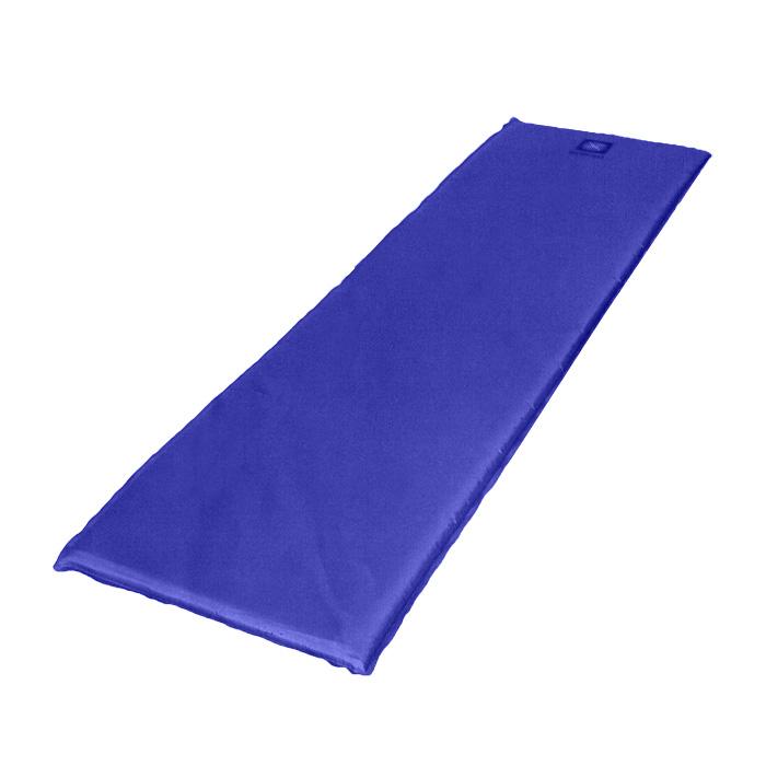 Коврик Wanderlust Selfi M 25 , самонадувающийся, цвет: синий15666Самонадувающийся коврик Wanderlust Selfi M 25 - идеальный выбор для туризма, отдыха и занятия спортом. Быстрое надувание коврика за счет использования высококачественного вспененного наполнителя. Прекрасная теплоизоляция.Отличная защита от сырости и холода земли.Прочное, моющееся внешнее покрытие.Комфорт при использовании на любом типе поверхности.Можно использовать как запасное спальное место, для запозднившегося гостя.Склейка полная. Характеристики:Размер: 183 см х 51 см х 2,5 см. Материал наружный:100% полиэстер. Наполнитель: вспененный полиуретан, 25 кг/м3. Клапан: медный. Вес: 1080 г. Цвет: синий.Производитель: Китай.Артикул:15666.