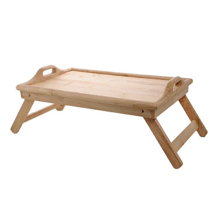 Поднос на ножках Oriental way 9/610, 9/610VT-1520(SR)Столик-поднос Oriental way, выполненный из высококачественной древесины гевеи, практичен и прослужит вам долгие годы. Столик имеет складные ножки, поэтому может использоваться как поднос. Он покрыт пищевым лаком, который препятствует впитыванию влаги в изделие, тем самым продлевает срок его службы. Благодаря двум ручкам вы сможете с легкостью переносить стол, а удобные ножки надежно удержат его на любой поверхности. С этим столиком ваш утренний завтрак станет незабываемым!Особенности столика-подноса Oriental Way:- сделан из природного материала; - гармонирует с любым интерьером; - долгий срок службы; - не впитывает влагу; - не впитывает запахи; - нельзя мыть в посудомоечной машине. Характеристики: Материал:дерево гевея. Размер подноса:55 см х 34 см х 5 см. Высота столика:21 см. Размер упаковки:57 см х 36 см х 9,5 см. Производитель:Индонезия. Артикул:9/610.