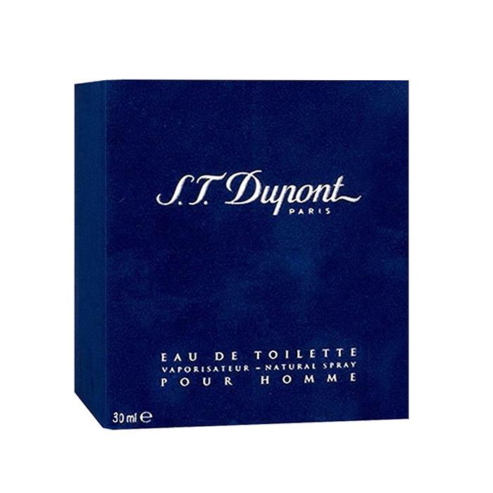 S.T. Dupont Dupont Homme. Туалетная вода, 30 мл08002Dupont Pour Homme - классическая мужская композиция теплых и мягких древесных нот розмарина, кориандра и сандалового дерева в сочетании с пряными аккордами корицы, пачули и кипариса, что придает элегантному букету мужественный и слегка решительный характер. Нежный, изысканный и весьма сексуальный аромат Dupont Pour Homme идеально подходит для делового костюма и официальных встреч, и является бесспорным предметом роскоши и престижа своего обладателя.Классификация аромата: древесный. Пирамида аромата:Верхние ноты: кориандр, кардамон.Ноты сердца: ирис, кедровое дерево.Ноты шлейфа: гелиотроп, мускус, дерево gaiac.Ключевые слова:Мужественный, классический и элегантный! Характеристики:Объем: 30 мл. Производитель: Франция. Туалетная вода - один из самых популярных видов парфюмерной продукции. Туалетная вода содержит 4-10%парфюмерного экстракта. Главные достоинства данного типа продукции заключаются в доступной цене, разнообразии форматов (как правило, 30, 50, 75, 100 мл), удобстве использования (чаще всего - спрей). Идеальна для дневного использования. Товар сертифицирован.