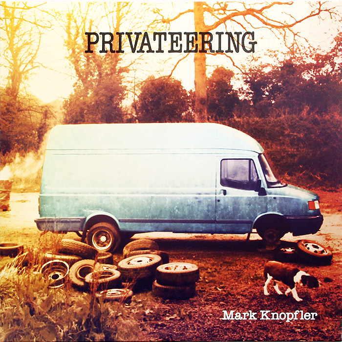 Марк Нопфлер Mark Knopfler. Privateering (2 LP) mark knopfler mark knopfler tracker 2 lp