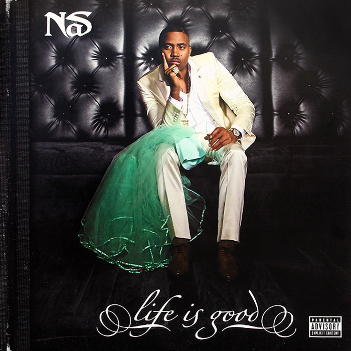 Nas Nas. Life Is Good (2 LP) phases for life lp