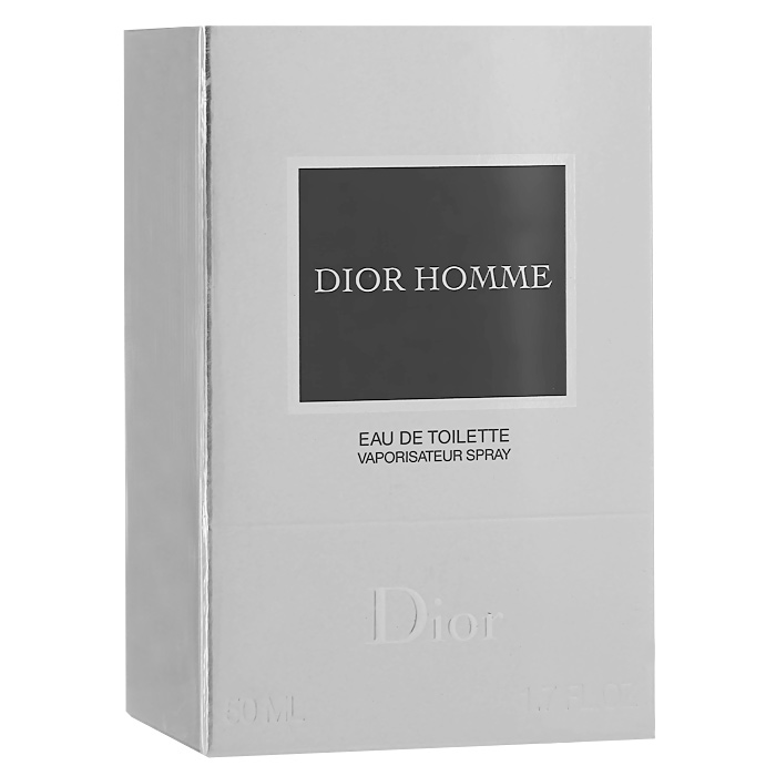 Christian Dior Dior Homme. Туалетная вода, мужская, 50 мл28032022Традиционный и современный одновременно, Dior Homme полностью соответствует стилю Дома Dior. Пудровый аромат построен на ноте ирис в сочетании с ароматными и древесными оттенками. Это новая классика современности - элегантный, мужественный и благородный парфюм. Dior Homme - это новая тенденция в мире мужской парфюмерии. Классификация аромата: древесный, свежий.Верхние ноты: лаванда, бергамот, шалфей.Ноты сердца:итальянский ирис, амбра, бобы какао, пудровый аккорд.Ноты шлейфа:ветивер с гаити, индонезийские пачули, нота кожи.Ключевые слова:Дерзкий, изысканный, элегантный! Характеристики:Объем: 50 мл. Производитель: Франция. Туалетная вода - один из самых популярных видов парфюмерной продукции. Туалетная вода содержит 4-10%парфюмерного экстракта. Главные достоинства данного типа продукции заключаются в доступной цене, разнообразии форматов (как правило, 30, 50, 75, 100 мл), удобстве использования (чаще всего - спрей). Идеальна для дневного использования. Товар сертифицирован.