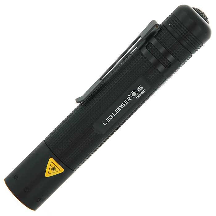 Фонарь светодиодный LED Lenser i5KOC2028LEDПрофессиональный светодиодный фонарь индустриальной серии LED Lenser i5 предназначен для локального освещения предметов. Он чрезвычайно высокопроизводителен, удобен, компактен и крепок. Корпус фонаря выполнен из прочного алюминиевого сплава, имеет высокую степень пылебрызгозащиты, не восприимчив к транспортной вибрации и может использоваться на природе, как источник света.Фонарь имеет позолоченные контакты, благодаря чему они не окислятся даже в морском соляном тумане при высоких температурах.Также фонарь оснащен системой AFS (изменяемая фокусировка одним движением руки), благодаря которой вы сможете освещать предметы, как на большом расстоянии, так и вблизи, мгновенно переключая режимы. Светодиоды имеют ресурс более 100 000 часов непрерывной работы. Они устойчивы к ударам и не перегорают, как лампы накаливания.В комплект с фонарем входят: нейлоновый чехол и ремешок. Характеристики:Материал:металл, стекло, текстиль. Размер фонаря: 10,8 см х 1,8 см х 1,8 см. Размер чехла: 13 см х 4,5 см х 2,5 см. Время свечения: 4 часа. Дальность свечения: 110 м. Яркость: 80 лм. Потребляемая мощность: 4,2 Вт/ч. Количество светодиодов: 1 шт. Размер упаковки: 15,5 см x 7 см x 6 см. Производитель: Германия. Артикул: 5505.Производителем фонарей LED Lenser является концерн Zweibruder Optoelectronics GmbH (Цвайбрюдер Оптоэлектроникс), Germany. Концерн включает в себя:инженерно-конструкторское бюро, где проводятся разработки и испытания фонарей,производственную базу, силами которой осуществляется изготовление. Производство имеет международный сертификат ISO 9001:2000, подтверждающий стабильный уровень качества выпускаемой продукции. В фонарях LED Lenser впервые применена революционная оптическая схема, состоящая из источника света - светодиода, рефлектора и двух линз. И все элементы схемы идеально отцентрированы. Применение данной схемы позволяет собрать 100% света, излучаемого светодиодом, и направить его в нужном направлении, без потерь ровным на