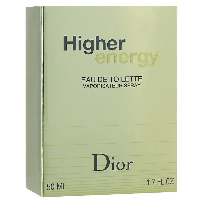 Christian Dior Higher Energy. Туалетная вода, мужская, 50 мл1301210Действие аромата Christian Dior Higher Energy подобно удару электрического тока - неукротимая энергия проходит по телу, заставляя учащенно биться сердце. Прорыв легкости и стремительной силы в нотах можжевельника и грейпфрута, подобно штормовому ветру, испытывает вас на прочность. Классификация аромата: цитрусовый.Верхние ноты: ананас, мята, грейпфрут, ягоды можжевельника, дыня.Ноты сердца:черный перец, мускатный орех.Ноты шлейфа:кедр, чистый мускус, сандаловое дерево, ладан, ветивер.Ключевые слова:Бодрящий, игристый, открытый, утонченный! Характеристики:Объем: 50 мл. Производитель: Франция. Туалетная вода - один из самых популярных видов парфюмерной продукции. Туалетная вода содержит 4-10%парфюмерного экстракта. Главные достоинства данного типа продукции заключаются в доступной цене, разнообразии форматов (как правило, 30, 50, 75, 100 мл), удобстве использования (чаще всего - спрей). Идеальна для дневного использования. Товар сертифицирован.