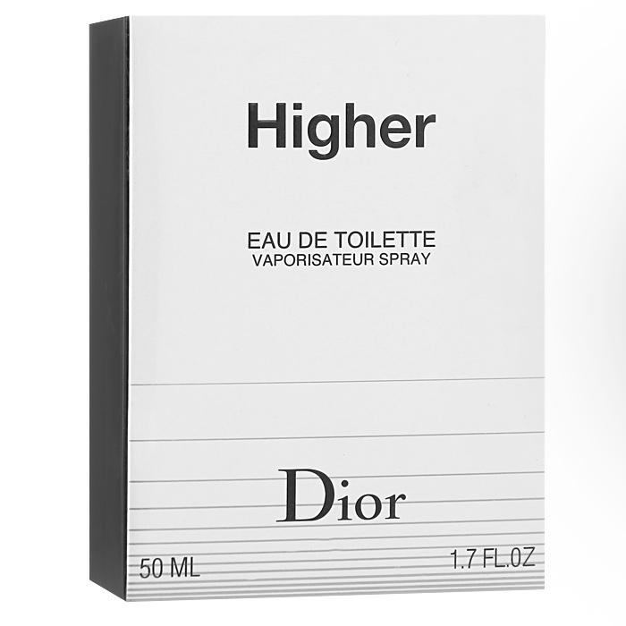 Christian Dior Higher. Туалетная вода, мужская, 50 мл28032022Пульсирующий и острый аромат Higher, запах огромного города - для тех, кто ежедневно устремляется покорять каменные джунгли и, не приемля компромиссов, любой ценой жаждет добиться совершенства, достичь вершины успеха - в спорте, карьере и, конечно, в любви. Гармоничные переливы верхних нот - цитрусовых и средних - пряных, а также финальный аккорд древесных нот наполняют энергией, а темп этой мелодии уподобляет парфюм дыханию человека, сдерживающего завладевшую им страсть.Классификация аромата: древесный.Верхние ноты: цитрус, базилик, груша.Ноты сердца:специи, розмарин, кипарис.Ноты шлейфа:мускус, грушевое дерево.Ключевые слова:Мягкий, свежий, сильный, страстный! Характеристики:Объем: 50 мл. Производитель: Франция. Туалетная вода - один из самых популярных видов парфюмерной продукции. Туалетная вода содержит 4-10%парфюмерного экстракта. Главные достоинства данного типа продукции заключаются в доступной цене, разнообразии форматов (как правило, 30, 50, 75, 100 мл), удобстве использования (чаще всего - спрей). Идеальна для дневного использования. Товар сертифицирован.