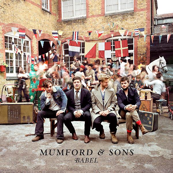 Mumford & Sons Mumford & Sons. Babel стойка студийная