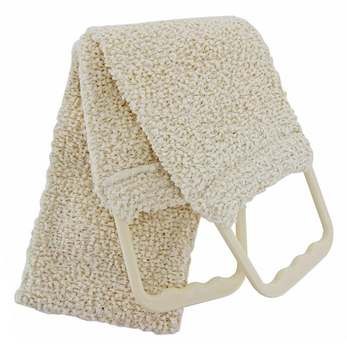 Мочалка-пояс Riffi, мягкая. 429М444Мочалка-пояс Riffi используется для мягкого ухода за телом, обладает активным пилинговым действием, тонизируя, массируя и эффективно очищая вашу кожу. Мочалка из хлопкового шинила отличается особой мягкостью и при этом хорошо удаляет отмершие чещуйци кожи, делая одновременно с пилингом и легкий массаж. Для удобства применения пояс снабжен двумя пластиковыми ручками.Благодаря отшелушивающему эффекту мочалки-пояса, кожа освобождается от отмерших клеток, становится гладкой, упругой и свежей. Массаж тела с применением Riffi стимулирует кровообращение, активирует кровоснабжение, способствует обмену веществ, что в свою очередь позволяет себя чувствовать бодрым и отдохнувшим после принятия душа или ванны. Riffi регенерирует кожу, делает ее приятно нежной, мягкой и лучше готовой к принятию косметических средств. Приносит приятное расслабление всему организму. Борется со спазмами и болями в мышцах, предупреждает образование целлюлита и обеспечивает омолаживающий эффект. Особая мягкость и натуральные материалы мочалки позволяют использовать ее для самой нежной и особо чувствительной кожи. Характеристики:Материал: 90% хлопок, 10% полиэстер, пластик. Общая длина пояса (с учетом ручек): 93,5 см. Ширина пояса: 12,5 см. Производитель: Германия. Артикул:429. Товар сертифицирован.