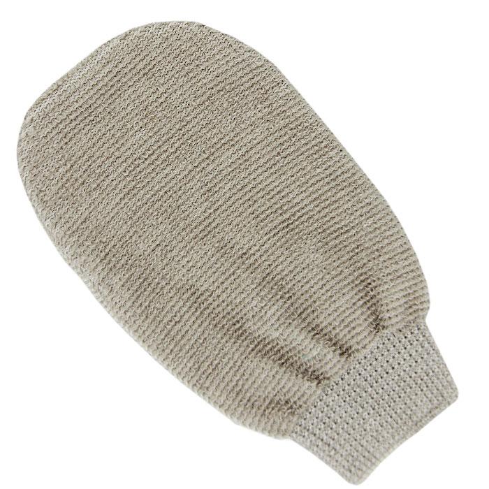 Мочалка-рукавица массажная RiffiМ63Мочалка-рукавица Riffi идеально подходит для мытья тела, массажа и пилинга в душе. Природная антибактерицидность волокна бамбука повышает гигиеничность массажа. Биоорганически выращенный лен обеспечивает отличный антицеллюлитное воздествие массажа, укрепляет соединительные ткани, оживляет кожу. Интенсивный и пощипывающе свежий массаж тела с применением Riffi стимулирует кровообращение, активирует кровоснабжение и улучшает общее самочувствие. Благодаря отшелушивающему эффекту кожа освобождается от отмерших клеток, становится гладкой, упругой и свежей. Riffi регенерирует кожу, она будет приятно нежной, мягкой и лучше готовой к принятию косметических средств. Приносит приятное расслабление всему организму. Борется со спазмами и болями в мышцах, предупреждает образование целлюлита и обеспечивает омолаживающий эффект. Моет легко и энергично. Быстро сохнет. Биологически чистые материалы предохраняют особо нежную и чувствительную кожу от раздражений при массаже. Характеристики:Материал: 52% волокно бамбука, 38% БИО-лен, 10% БИО-хлопок. Размер мочалки: 21 см x 12,5 см x 1 см. Размер мочалки: 26,5 см x 13,5 см x 1 см. Производитель: Германия. Артикул:413. Товар сертифицирован.