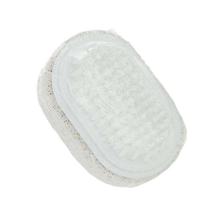 Пемза Riffi, с щеткой для ногтейRKM-1701Пемза Riffi, дополненная небольшой щеточкой для ногтей, эффективно удалит огрубевшую, сухую кожу ступней и локтей, делая их мягкими и гладкими.Характеристики:Материал: натуральная пемза, пластик. Размер: 7 см x 4,5 см x 3,5 см. Производитель: Германия. Артикул:591.