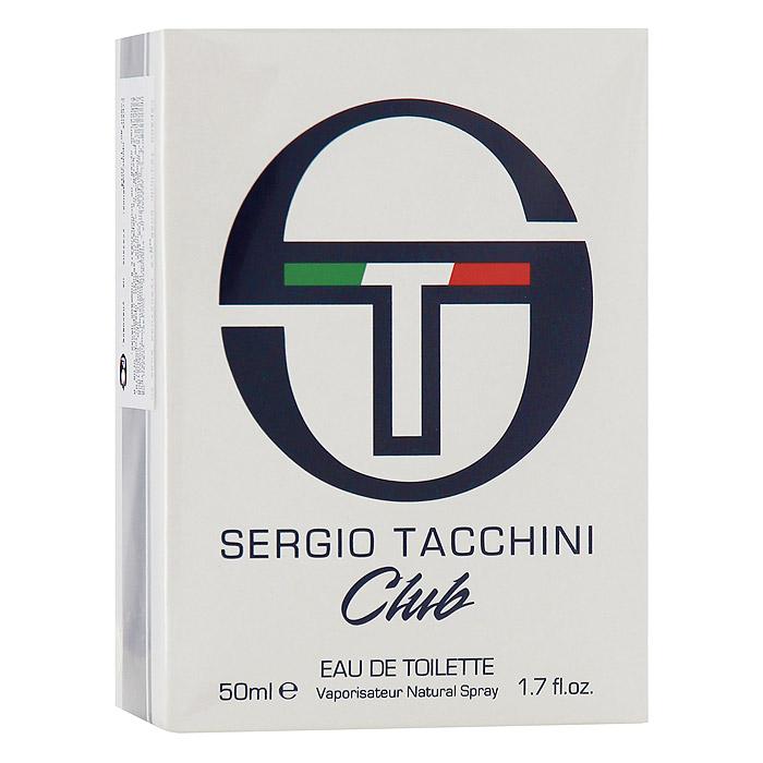 Sergio Tacchini Club Men Туалетная вода, 50 мл1301210Sergio Tacchini Club - это аромат для истинных знатоков стиля, поколения 30-40 летних, которые с легкостью идут по жизни.Sergio Tacchini Club создан для мужчины, полного жизни и энергии, открытого новым веяниям, который твердо знает, чего он добился и что он хочет. Этот мужчина с завидной легкостью сочетает спорт и стиль - главные ценности марки Sergio Tacchini.Классификация аромата: Фужерный древесный. Фужерный аромат с теплыми верхними нотами, которые переливаются яркими фруктовыми нотами и оставляют древесно-мускусный шлейф. Характеристики:Объем: 50 мл. Производитель: Италия. Туалетная вода - один из самых популярных видов парфюмерной продукции. Туалетная вода содержит 4-10%парфюмерного экстракта. Главные достоинства данного типа продукции заключаются в доступной цене, разнообразии форматов (как правило, 30, 50, 75, 100 мл), удобстве использования (чаще всего - спрей). Идеальна для дневного использования. Товар сертифицирован.
