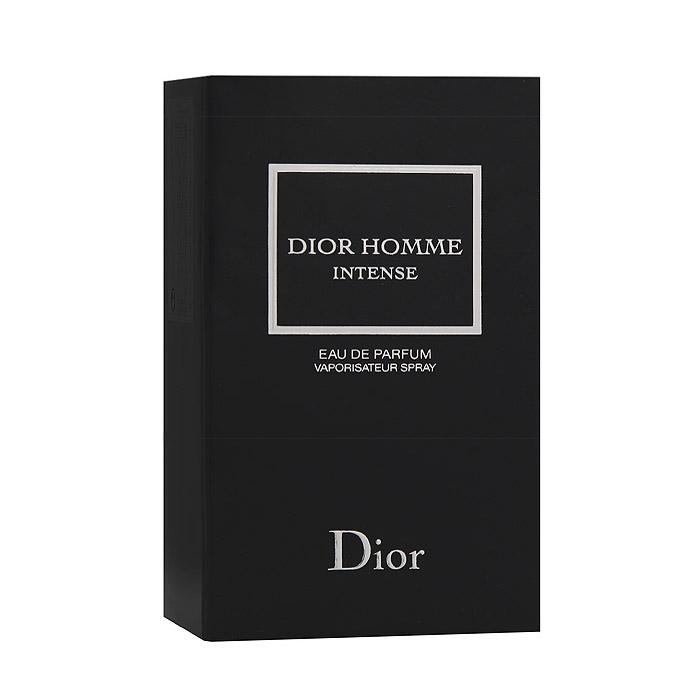 Christian Dior Dior Homme. Интенсивная парфюмерная вода, мужская, 50 мл28032022Christian Dior Dior Homme Intense является новой версией аромата Dior Homme.Аромат создан для стильного мужчины, который излучает уверенность в себе и который не знает компромиссов при решении сложных задач. Все должно быть по его правилам, ведь он законодатель во всем - в деловом мире, моде, любви, а аромат для него - обязательное, неотъемлемое дополнение к его образу.Классификация аромата: древесный, цветочный.Верхние ноты: лаванда, ирис, ваниль.Ноты сердца:египетский ветивер.Ноты шлейфа:амбра, техасский кедр.Ключевые словаБлагородный, дерзкий, мужественный, гармоничный! Характеристики:Объем: 50 мл. Производитель: Франция. Самый популярный вид парфюмерной продукции на сегодняшний день - парфюмерная вода. Это объясняется оптимальным балансом цены и качества - с одной стороны, достаточно высокая концентрация экстракта (10-20% при 90% спирте), с другой - более доступная, по сравнению с духами, цена. У многих фирм парфюмерная вода - самый высокий по концентрации экстракта вид товара, т.к. далеко не все производители считают нужным (или возможным) выпускать свои ароматы в виде духов. Как правило, парфюмерная вода всегда в спрее-пульверизаторе, что удобно для использования и транспортировки. Так что если духи по какой-либо причине приобрести нельзя, парфюмерная вода, безусловно, - самая лучшая им замена.Товар сертифицирован.