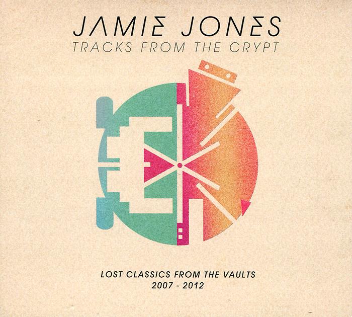Джейми Джонс Jamie Jones. Tracks From The Crypt topshop jamie
