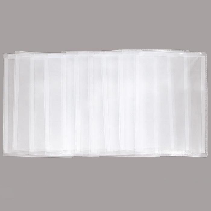 Карман расширяющийся Crystal Clear, 10 шт, формат А4FS-00897Карман расширяющийся Crystal Clear предназначен для хранения каталогов и большого количества документов. Расширяющийся карман позволяет вместить до 200 листов общей толщиной до 20 мм. Плотная высокопрозрачная пленка защищает содержимое кармана от внешних воздействий и механических повреждений. Характеристики:Размер кармана: 35 см x 22,5 см. Формат: А4. Количество: 10 шт. Изготовитель: Китай.