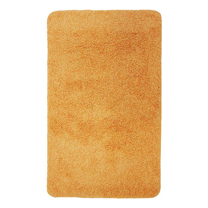 Коврик для ванной комнаты Gobi, цвет: оранжевый, 60 х 90 см391602Коврик для ванной комнаты Gobi оранжевого цвета выполнен из полиэстера высокого качества. Прорезиненная основа коврика позволяет использовать его во влажных помещениях, предотвращает скольжение коврика по гладкой поверхности, а также обеспечивает надежную фиксацию ворса. Коврик добавит тепла и уюта в ваш дом. Характеристики: Материал: 100% полиэстер. Цвет:оранжевый. Размер:60 см х 90 см. Производитель: Швейцария. Изготовитель: Китай. Артикул:1012531.