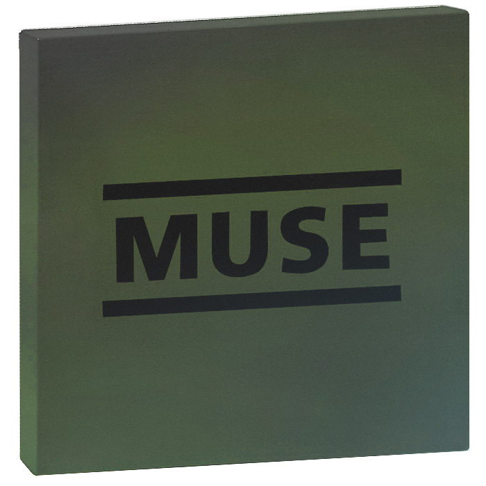 Muse Muse. The 2nd Law (CD + DVD + 2 LP) the prelude implicit lp cd