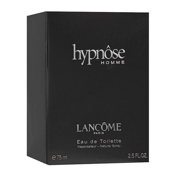 Lancome Hypnose Homme. Туалетная вода, 75 мл1301210Мужественный и соблазнительный аромат Lancome Hypnose Homme, в сердце которого звучит прованская лаванда, окруженная соблазнительным восточно-цветочным букетом. Максимально яркий и открытый аромат вместе с тем несет в себе тайну. Он чарует и покоряет. Hypnose Homme подчеркивает индивидуальность своего обладателя и подчеркивает его природное очарование.Классификация аромата: восточный, древесный, цитрусовый.Верхние ноты: бергамот, кардамон, мандарин, зеленая мята.Ноты сердца:лаванда.Ноты шлейфа:мускус, пачули, амбра.Ключевые слова:Волнующий, индивидуальный, сильный, харизматичный! Характеристики:Объем: 75л. Производитель: Франция. Туалетная вода - один из самых популярных видов парфюмерной продукции. Туалетная вода содержит 4-10%парфюмерного экстракта. Главные достоинства данного типа продукции заключаются в доступной цене, разнообразии форматов (как правило, 30, 50, 75, 100 мл), удобстве использования (чаще всего - спрей). Идеальна для дневного использования. Товар сертифицирован.