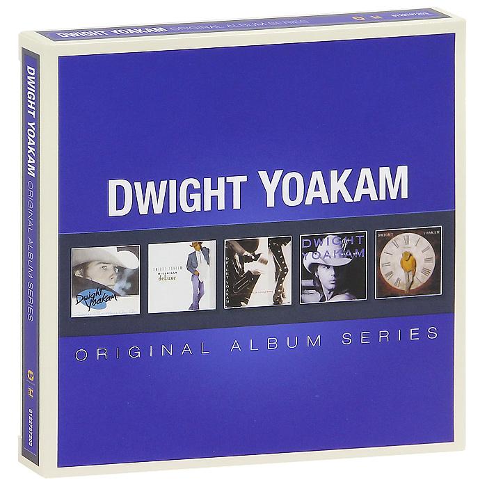 Dwight Yoakam. Original Album Series (5 CD)