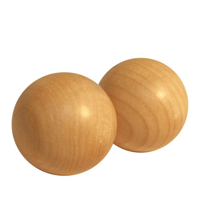 Массажер для рук Шары40157Массажер для рук выполнен в виде двух деревянных шаров. Такой массажер снимает усталость, улучшает общее состояние организма и ваше самочувствие, активизирует кровообращение. Благотворно влияет на различные внутренние органы за счет воздействия на нервные окончания, обеспечивая их активную деятельность и нормализацию обмена веществ. Характеристики:Материал: дерево. Диаметр шара: 4 см. Размер упаковки: 4,2 см х 4,2 см х 8,5 см. Артикул: 40157.