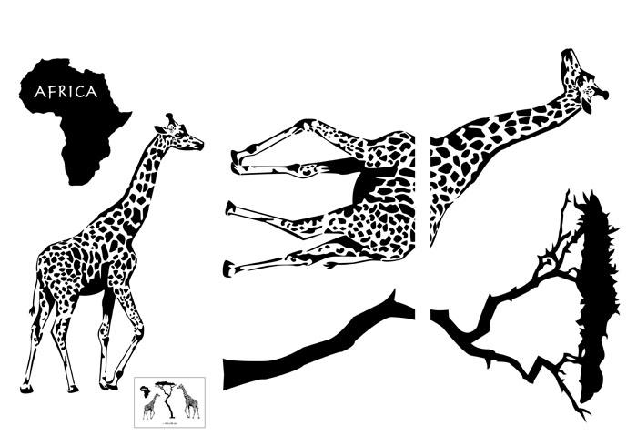 Украшение для стен и предметов интерьера Африканские жирафы300194_белый/дом, продуктыУкрашение для стен и предметов интерьера Африканские жирафы, состоящее из 3 самоклеющихся рисунков с изображением жирафов, дерева и материка, поможет вам украсить интерьер вашего дома и проявить индивидуальность.Декоретто - уникальный способ легко и быстро оживить интерьер, добавить в него уют и радость. Для вас открываются безграничные возможности проявить творчество и фантазию, придумать оригинальный дизайн, придать новый вид стенам и мебели. В коллекции Декоретто вы найдете украшения для любых городских и дачных интерьеров: детских, гостиных, спален, кухонь, ванных комнат. Преимущество Декоретто: изготовлены из экологически безопасной самоклеющейся пленки с водоотталкивающей поверхностью;быстро и легко наклеиваются на обои, крашеные стены, дерево, керамическую плитку, металл, стекло, пластик;при необходимости удобно снимаются, не оставляют следов и не повреждая поверхность (кроме бумажных обоев);специальный слой защищает поверхность от влаги и выгорания. Характеристики:Материал: самоклеющаяся пленка. Размер готовой композиции: 100 см х 60 см. Количество листов: 3 шт. Артикул: TG 1102.