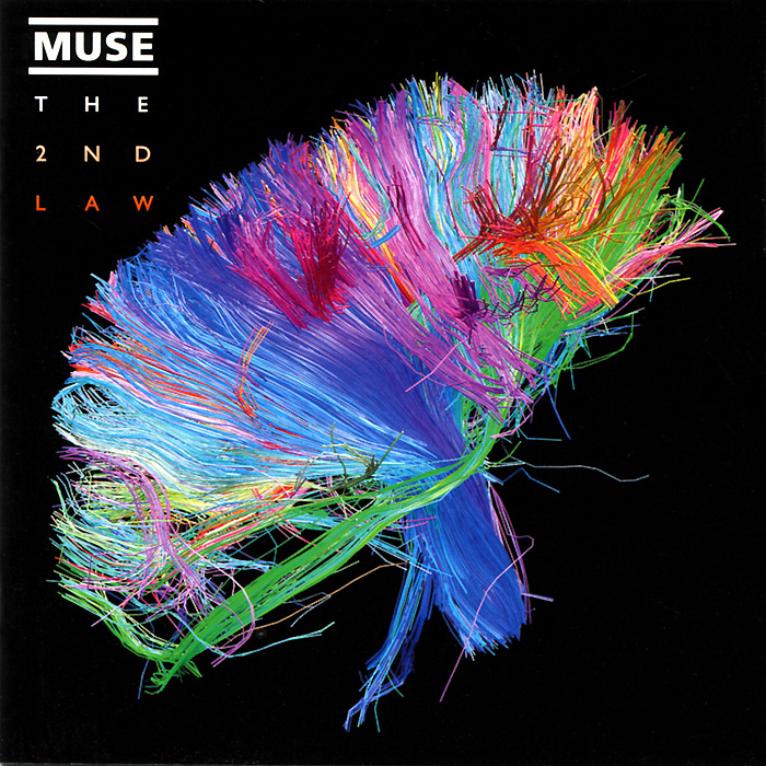 Muse Muse. The 2nd Law (2 LP) muse