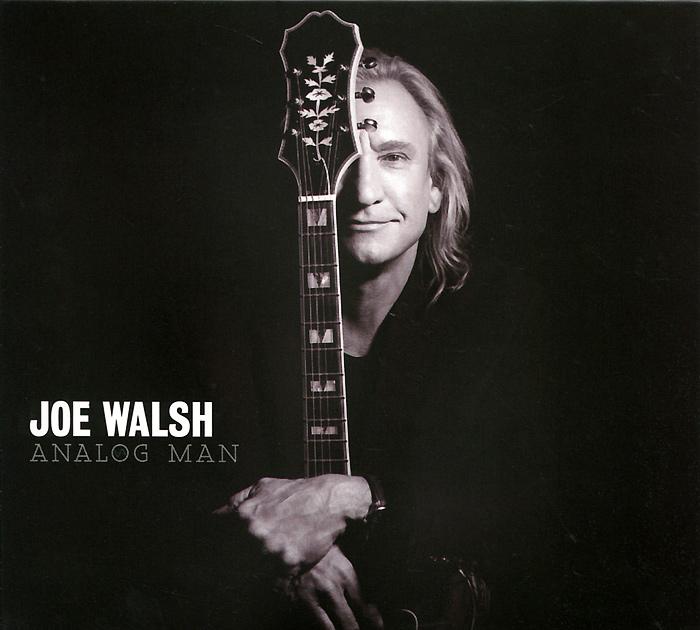 Джо Уолш Joe Walsh. Analog Man g walsh public enemies
