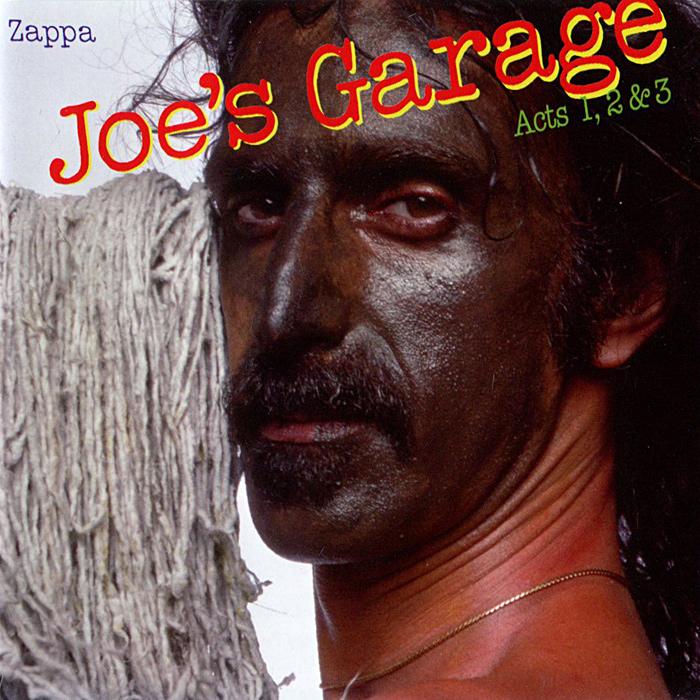Фрэнк Заппа Frank Zappa. Joe's Garage. Acts 1, 2 & 3 (2 CD) frank wright fr621amrso76