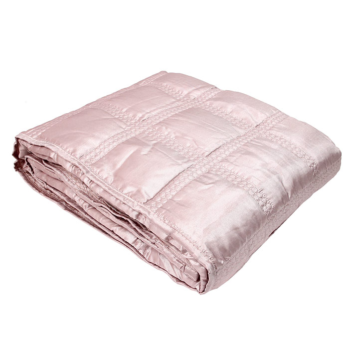 Покрывало стеганое Коллекция, цвет: розовый, 220 х 240 смПм-210-240Стеганое покрывало Коллекция выполнено из полиэстера и оформлено фигурной стежкой.Покрывало Коллекция - это отличный способ придать спальне уют и привнести в интерьер что-то новое.Покрывало вложено в пластиковую сумку. Характеристики:Материал: 100% полиэстер. Размер покрывала: 220 см х 240 см. Размер упаковки: 45 см х 37 см х 13 см. Производитель: Китай. Артикул: ПС-54роз.