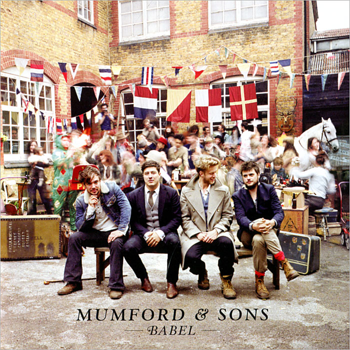 Mumford & Sons. Babel (LP)