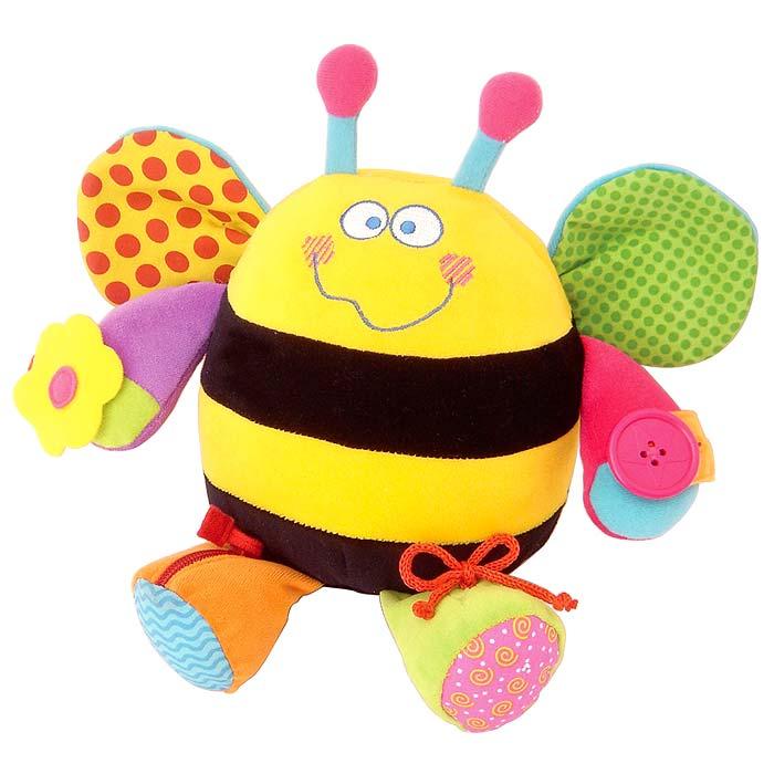 """Развивающая игрушка """"Ученая пчела"""", Мир Детства"""